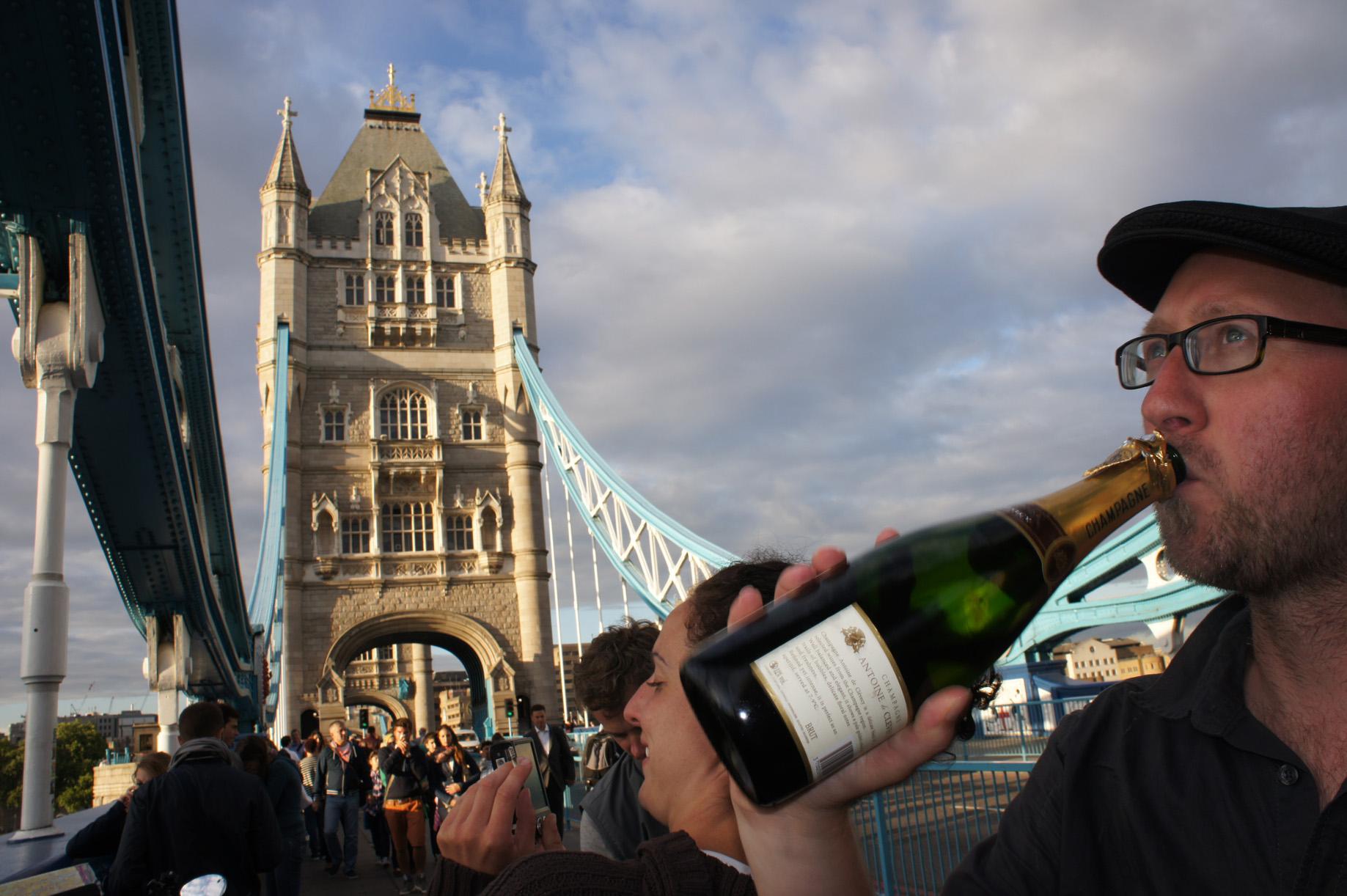 Paris – Londres en vidéo #Episode 5