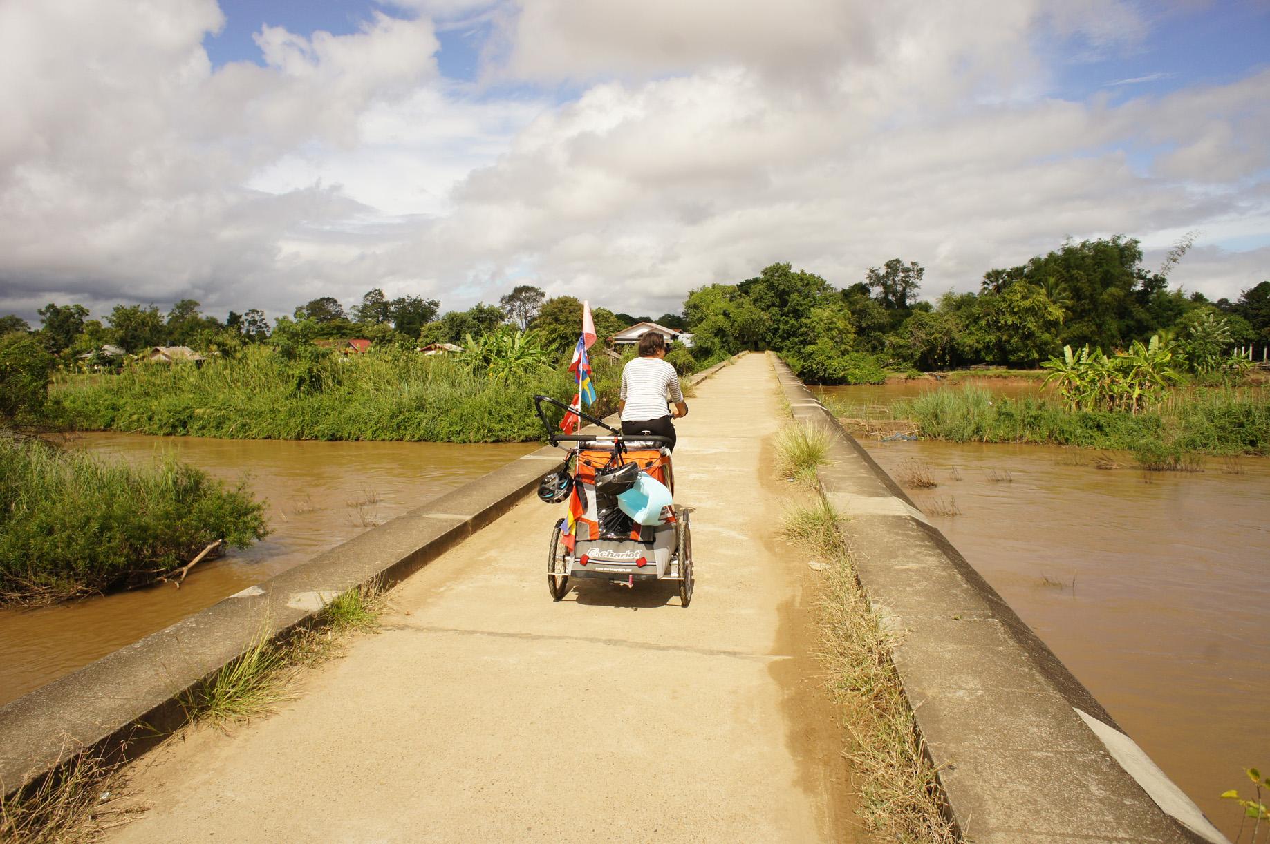 To Cambodia…