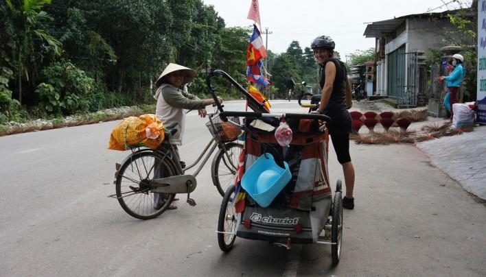 Riding Huế & Hà Nội
