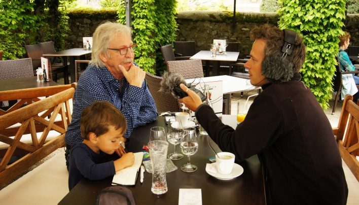 Au Coin de la Roue AUDIO – 52e épisode : Henri Dès chanteur de chansons